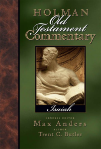 Holman Old Testament Commentary – Isaiah, eBook