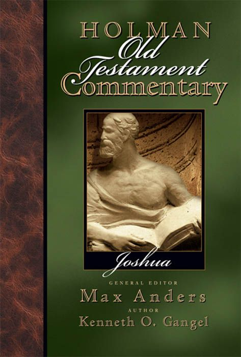 Holman Old Testament Commentary – Joshua, eBook
