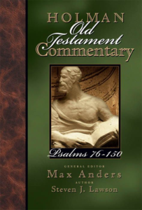 Holman Old Testament Commentary – Psalms 76-150, eBook