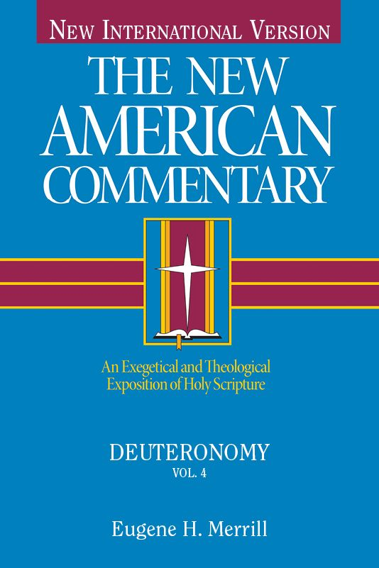 Deuteronomy, eBook