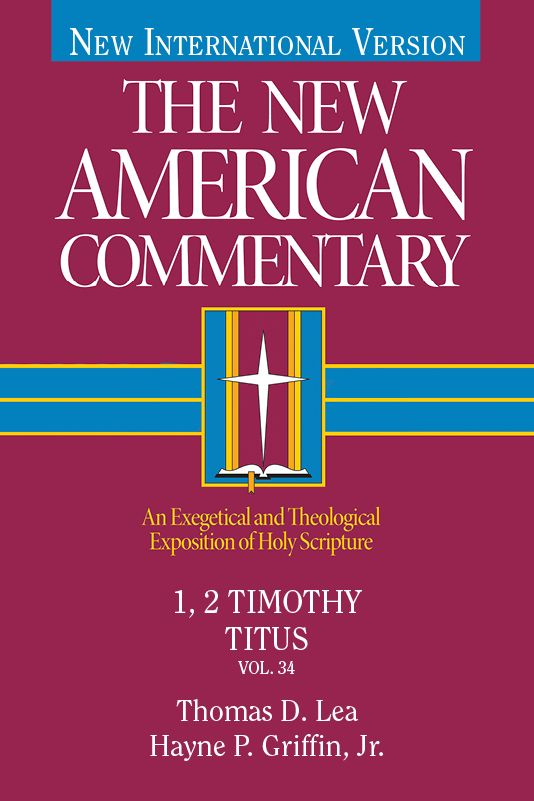 1, 2 Timothy, Titus, eBook