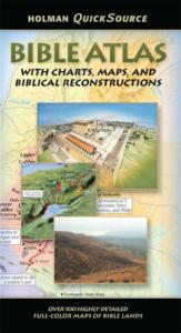 Holman QuickSource Bible Atlas, eBook