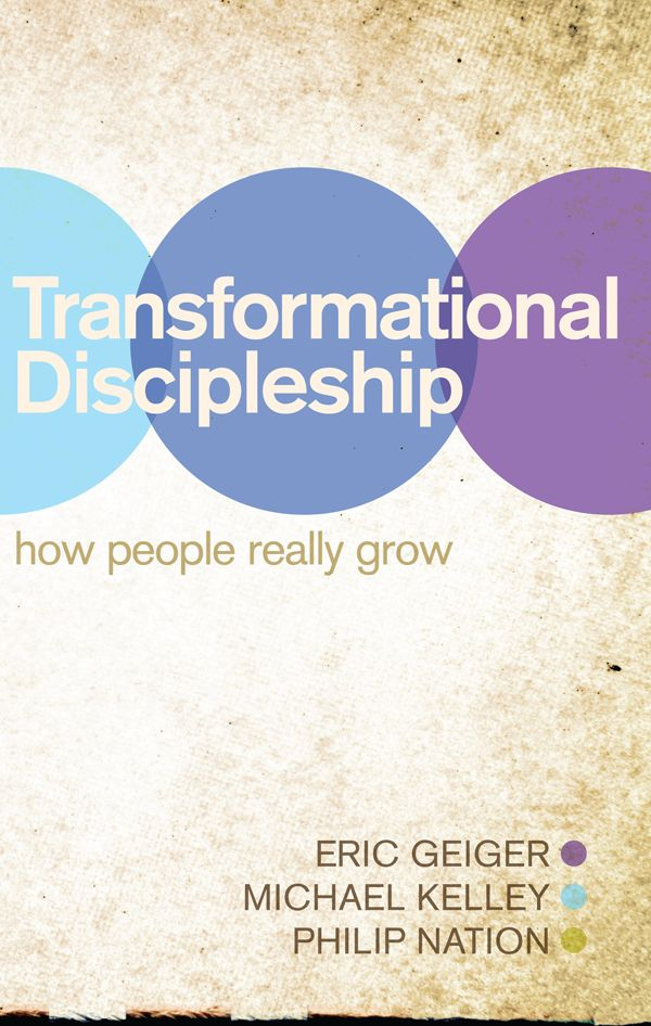 Transformational Discipleship, eBook