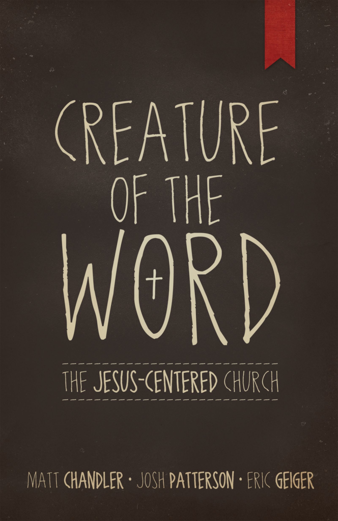 Creature of the Word, eBook
