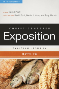 Exalting Jesus in Matthew, eBook