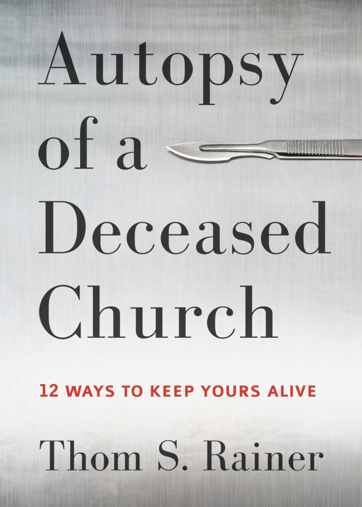 Autopsy of a Deceased Church, eBook