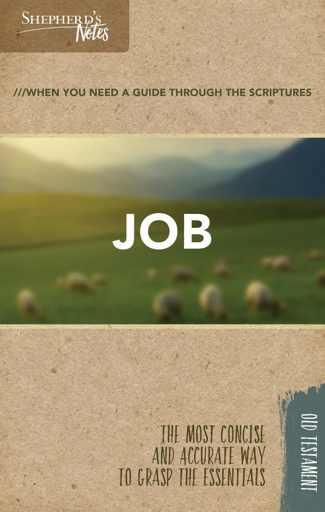 Shepherd's Notes: Job