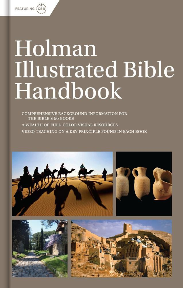 Holman Illustrated Bible Handbook - B&H Publishing