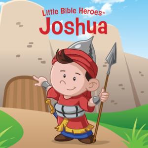 Joshua, Little Bible Heroes Board Book