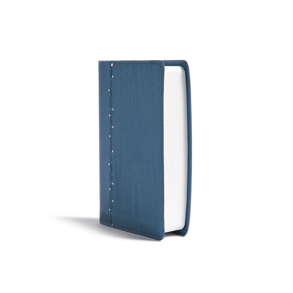 KJV On-the-Go Bible, Slate Blue
