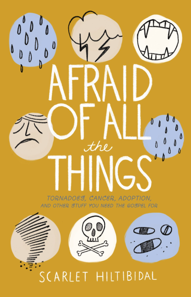 Afraid of All the Things, eBook