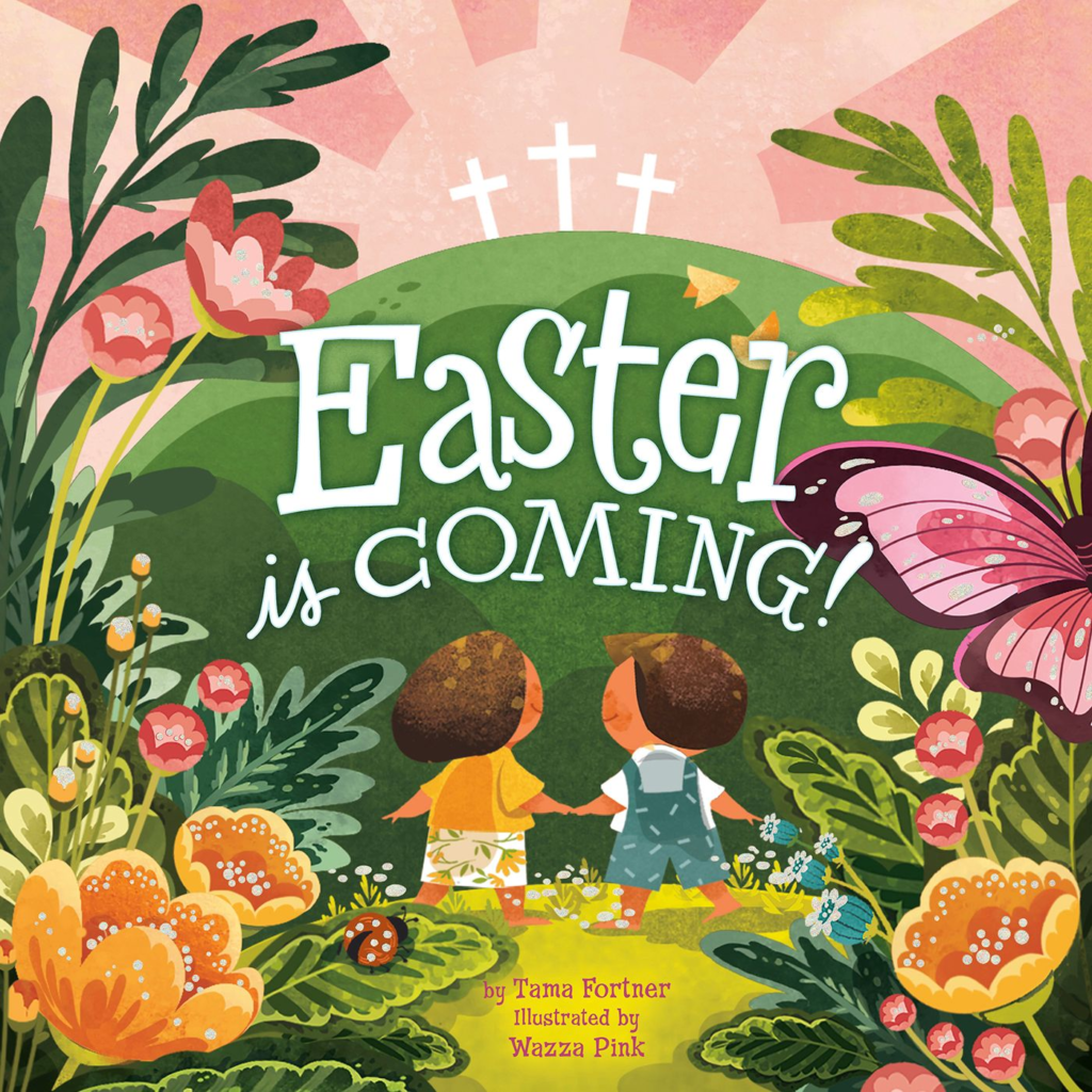 Easter Is Coming!, eBook