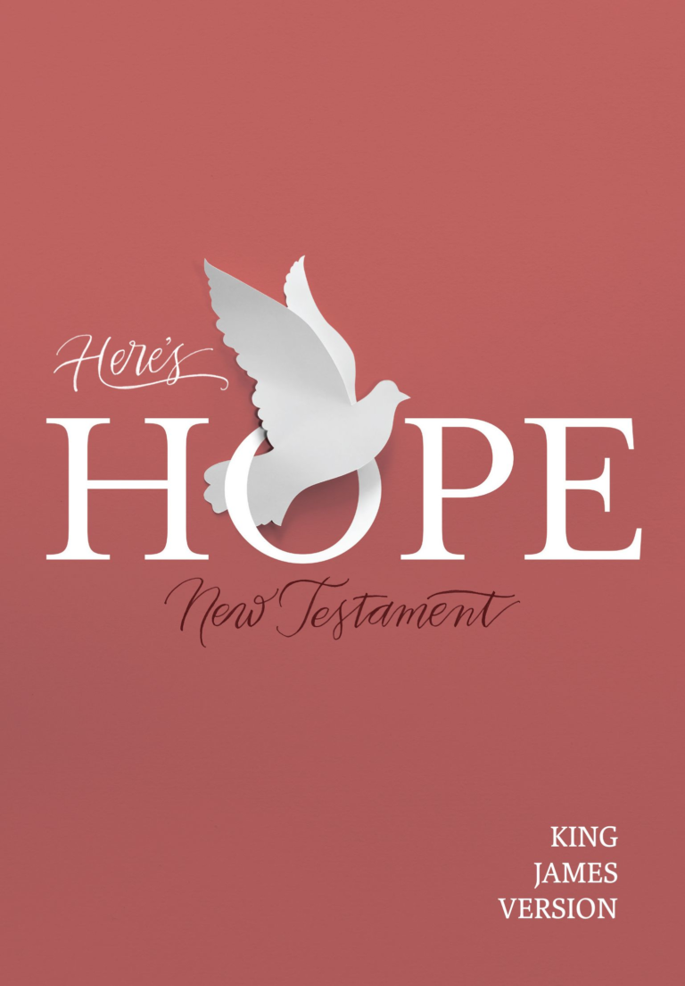 KJV Here's Hope New Testament