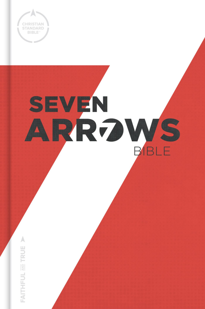 CSB Seven Arrows Bible, eBook