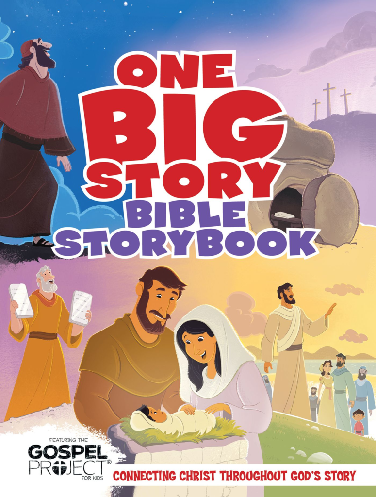One Big Story Bible Storybook, eBook
