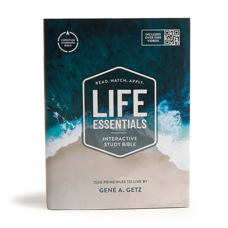 CSB Life Essentials Study Bible