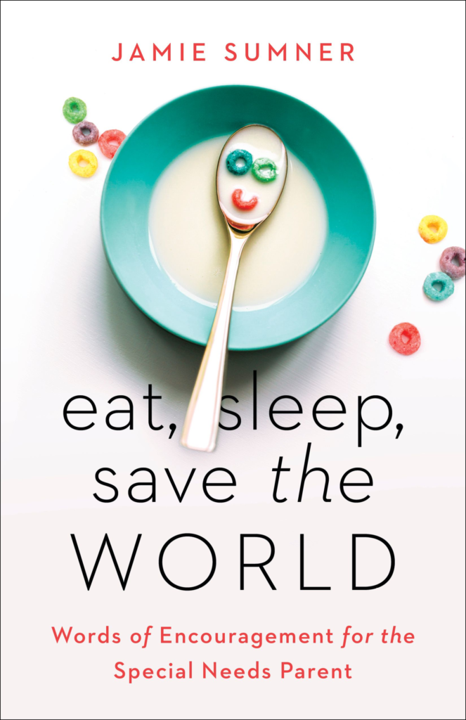 Eat, Sleep, Save the World