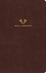 RVR 1960 Biblia del ministro