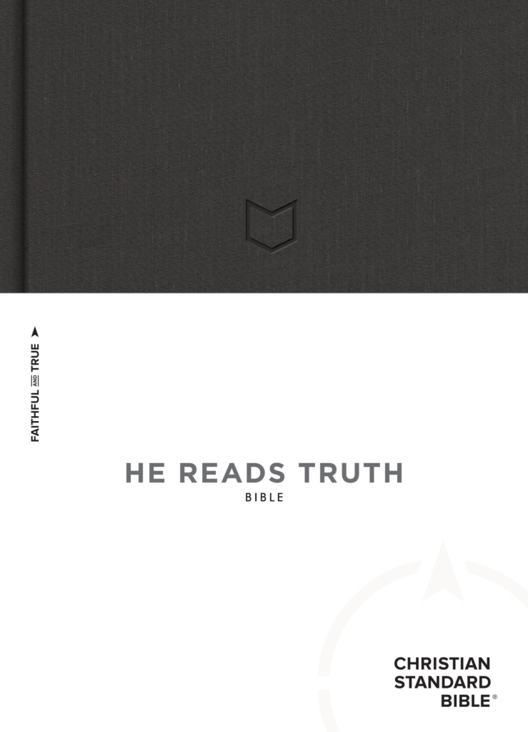 CSB He Reads Truth Bible