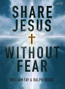 Share Jesus Without Fear – Bible Study Book