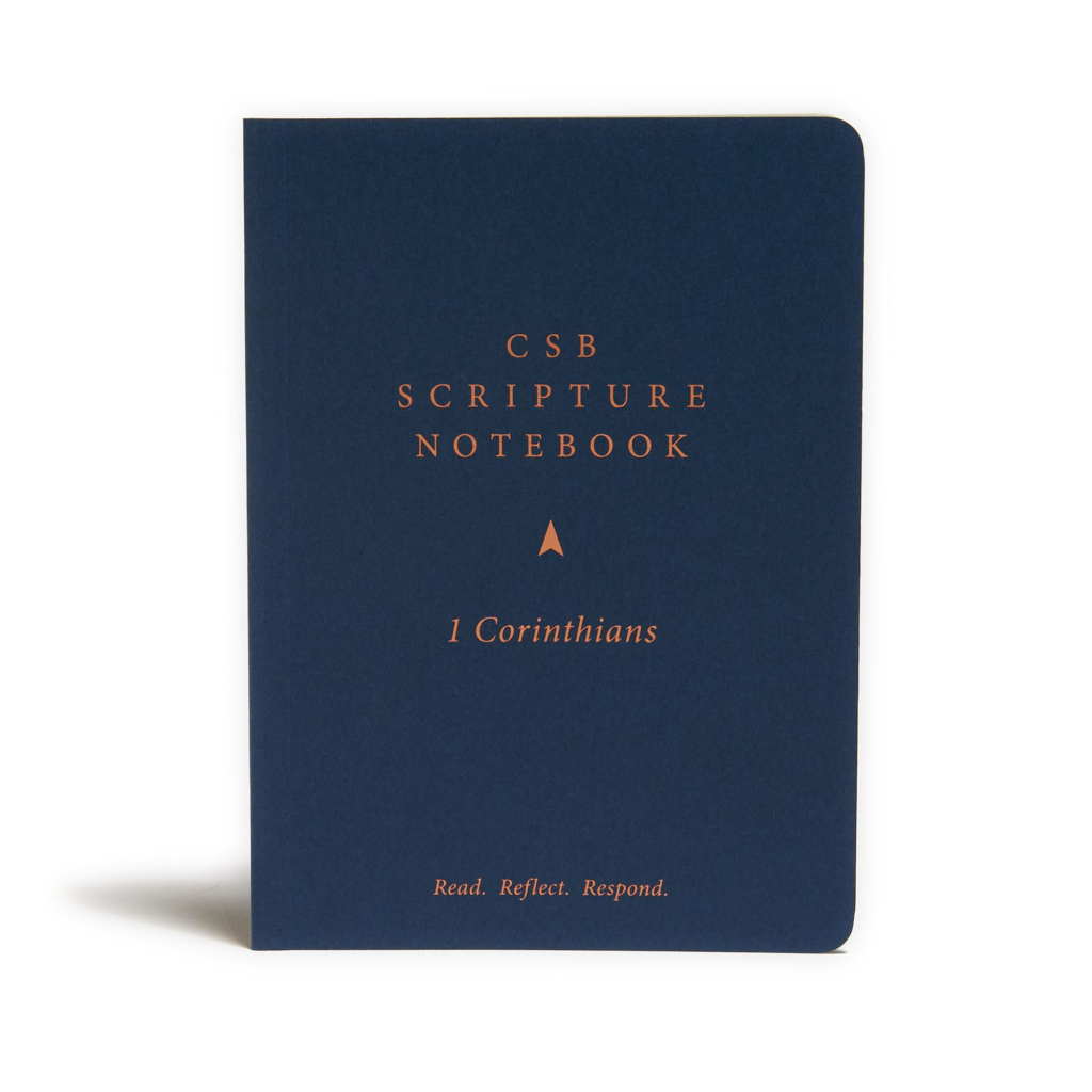 CSB Scripture Notebook
