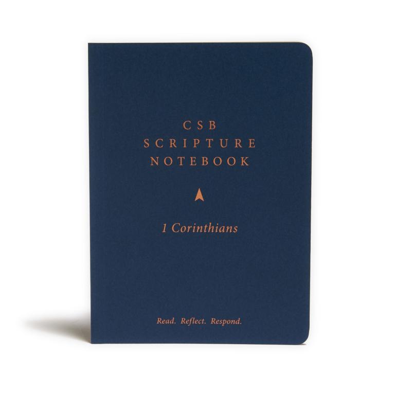 CSB Scripture Notebook
