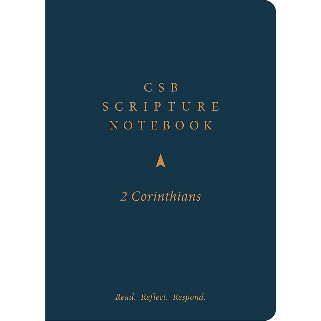 CSB Scripture Notebook, 2 Corinthians