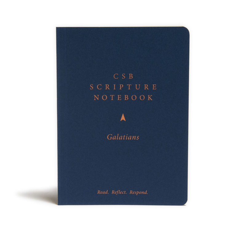 CSB Scripture Notebook, Galatians