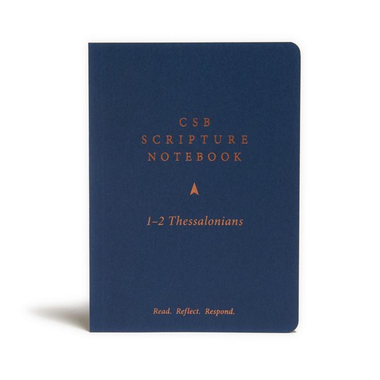 CSB Scripture Notebook, 1-2 Thessalonians