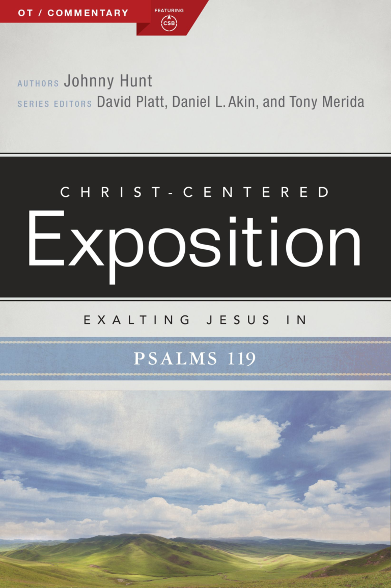 Exalting Jesus in Psalms 119