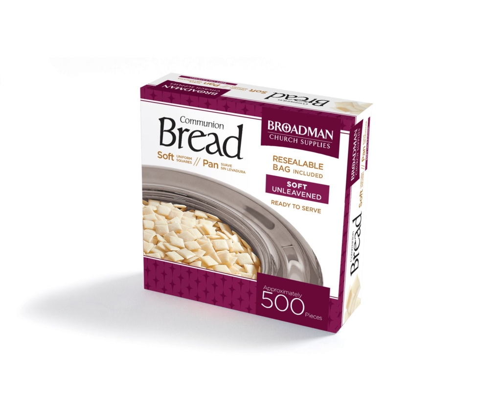 Communion Bread – Soft