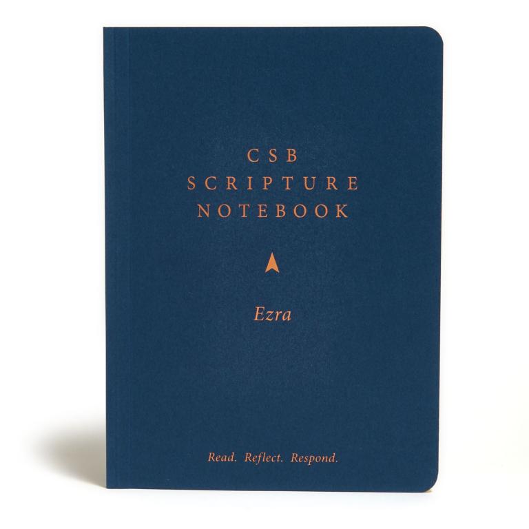 CSB Scripture Notebook, Ezra