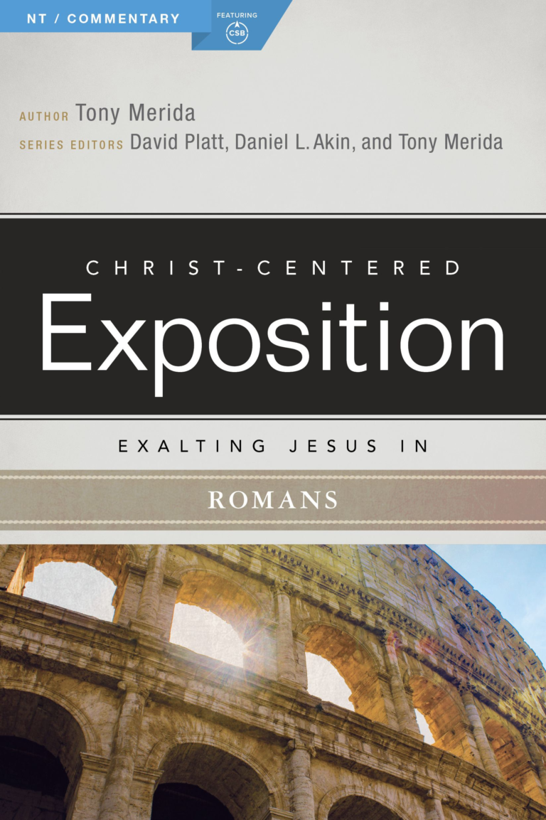 Exalting Jesus in Romans