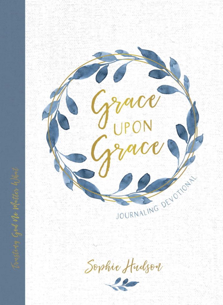 Grace Upon Grace Journaling Devotional