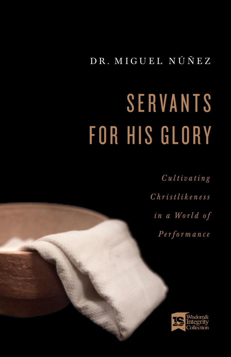 Servants for His Glory