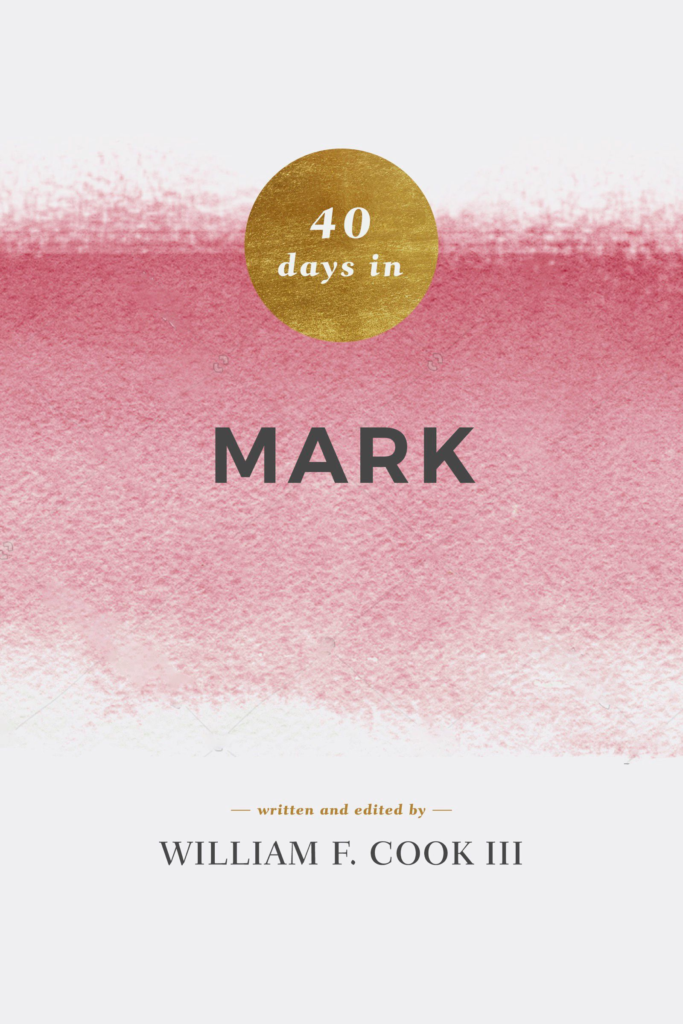 40 Days in Mark, eBook