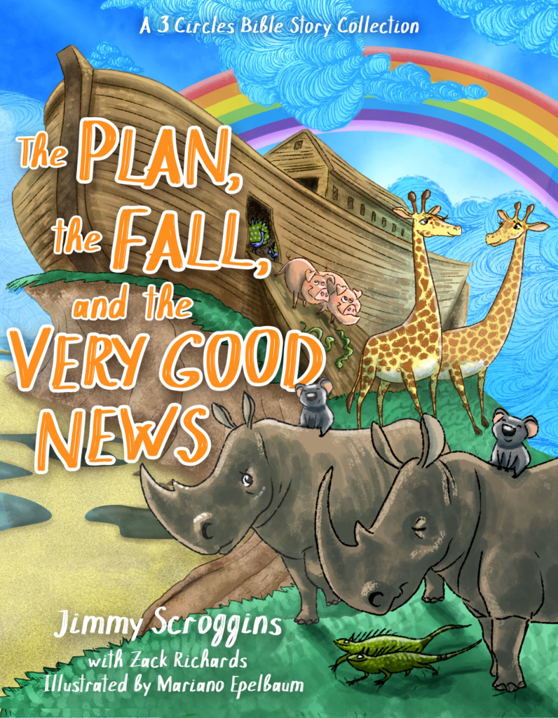 The Plan, the Fall, and the Very Good News
