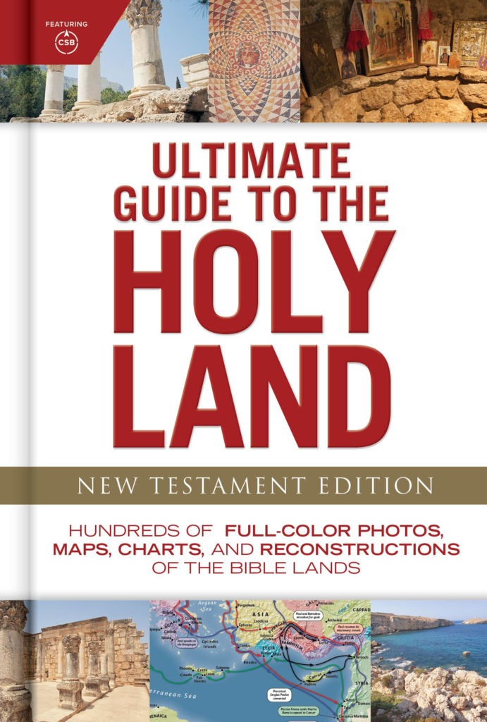 Ultimate Guide to the Holy Land