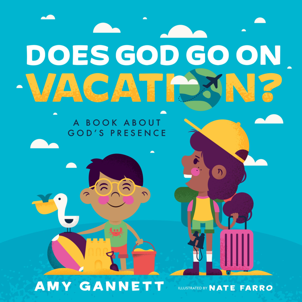 Does God Go on Vacation?