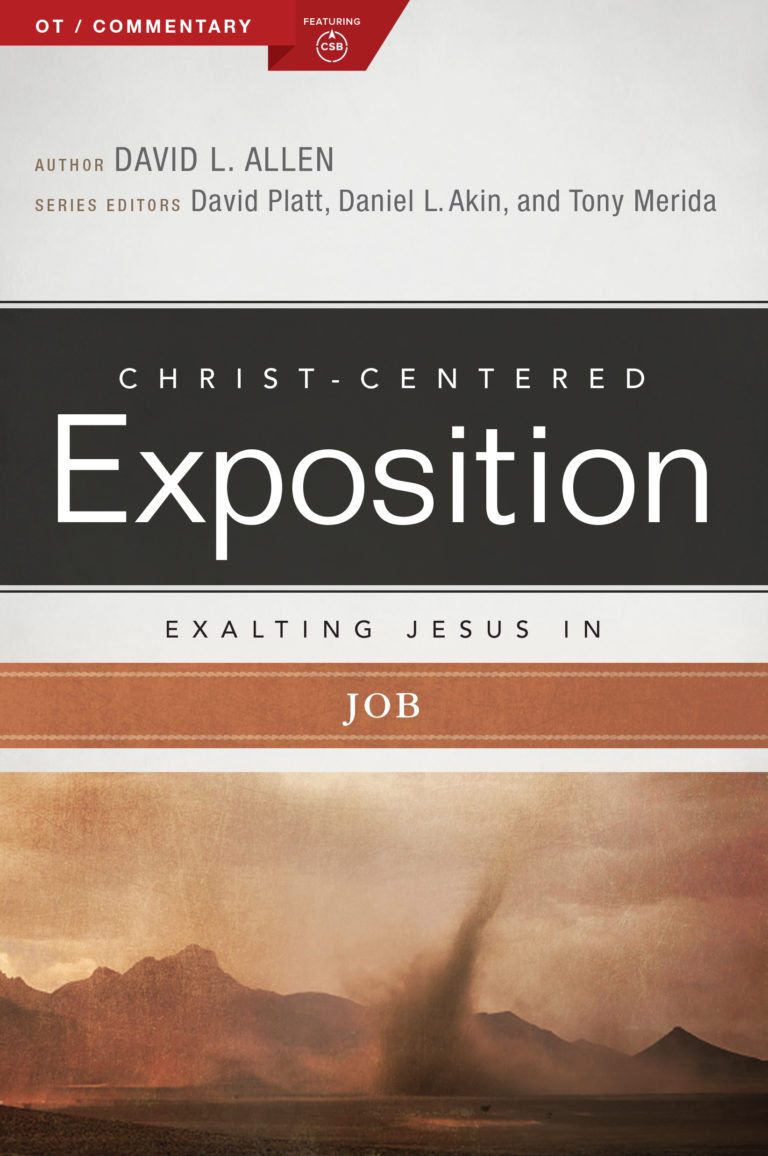 Exalting Jesus in Job