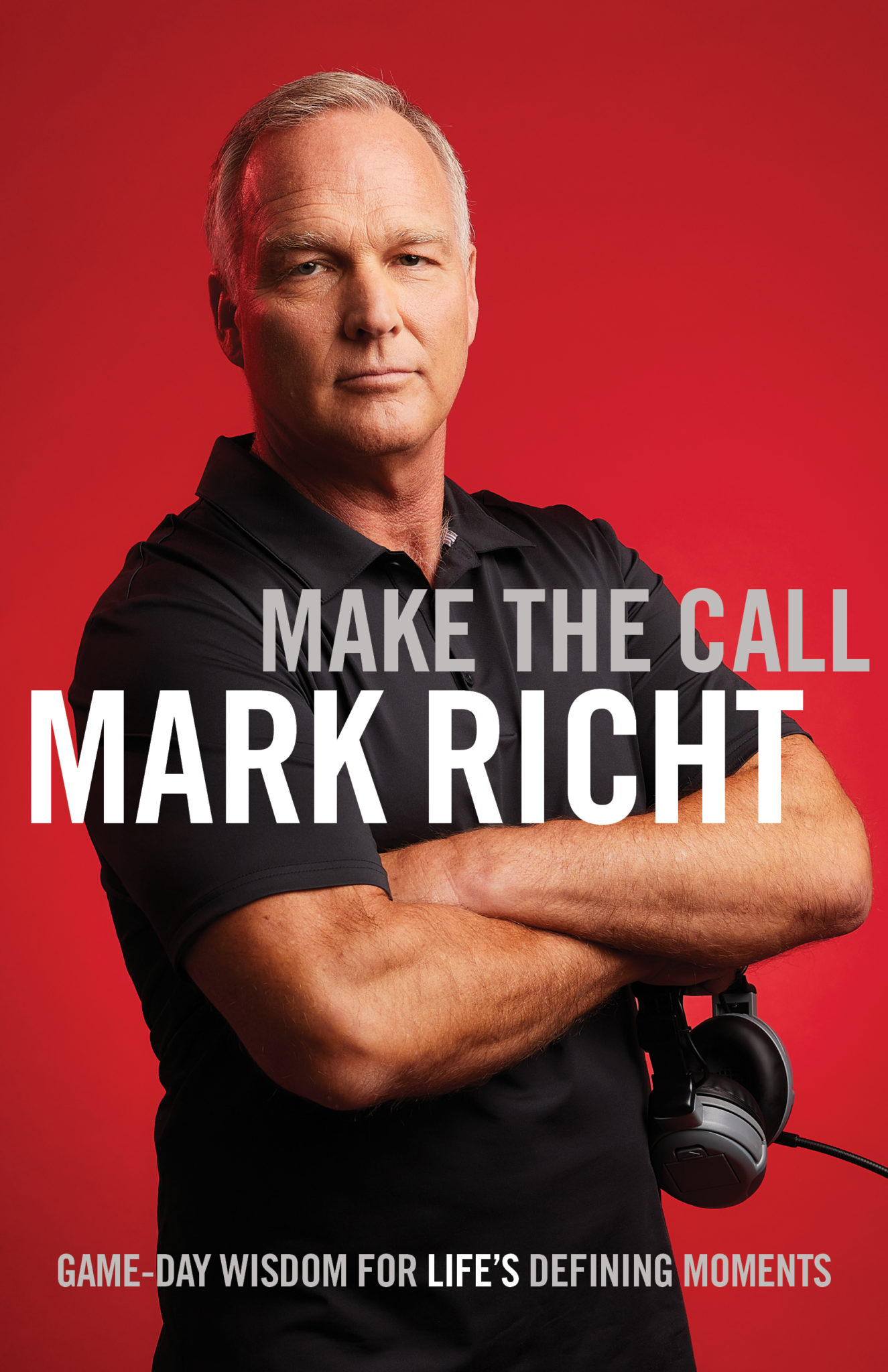 B&H to release football coach Mark Richt's first book 'Make the Call'